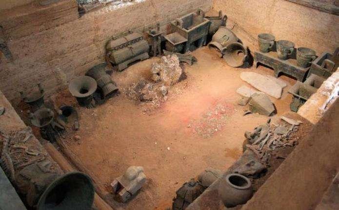 У Китаї відкопали найдавніше у світі вино