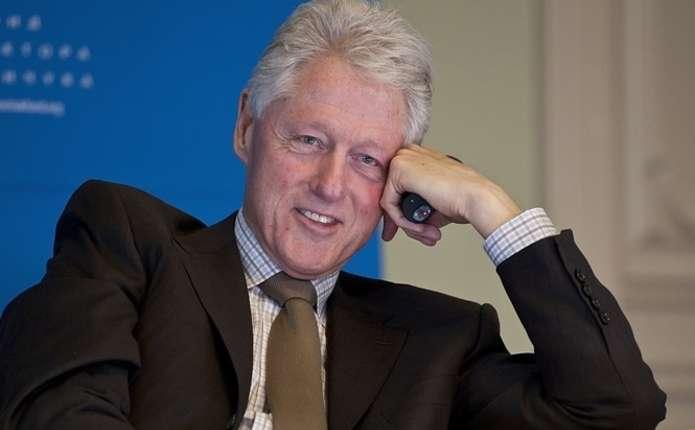 Білл Клінтон та популярний письменник Джеймс Паттерсон разом пишуть трилер