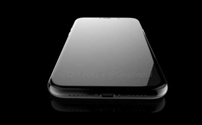 В Інтернеті з'явилися нові детальні фото iPhone 8