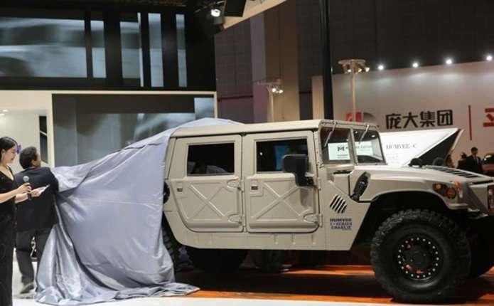 У США знову вироблятимуть цивільний Hummer H1
