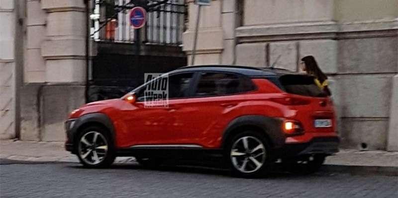 У мережі розсекретили дизайн кросовера Hyundai Kona