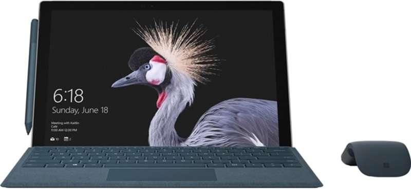 У Мережі показали новий гібридний планшет Microsoft