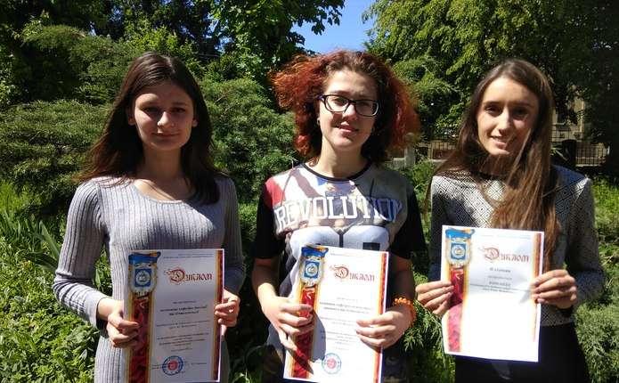 Біотехнологи ЧНУ стали переможцями ІІ туру Всеукраїнської студентської олімпіади