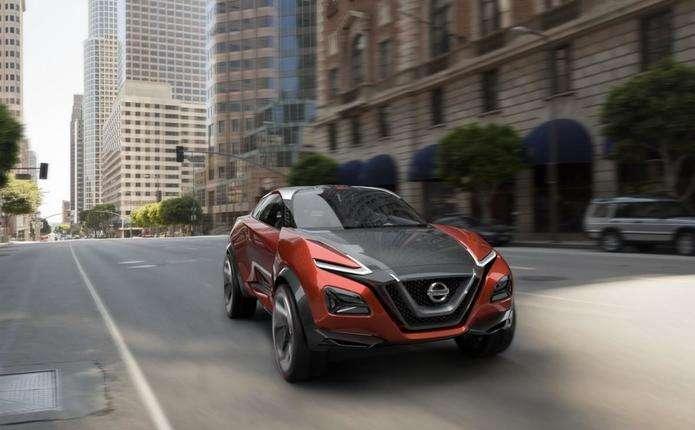 Nissan випустить електрокросовер на базі Leaf