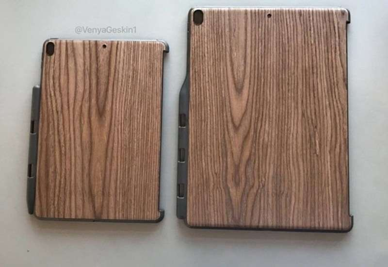 З'явилися зображення двох нових iPad
