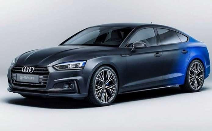 Audi показала хетчбек A5 g-трон, що працює на газі