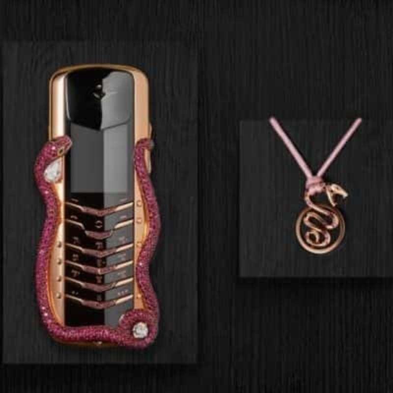 Бренд Vertu представив телефон за 350 тисяч доларів