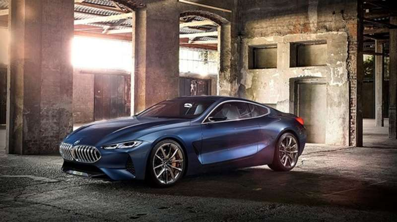 BMW показала прототип нової 8-Series