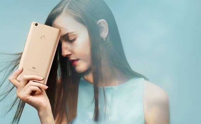 Xiaomi офіційно представив нове покоління планшетофона Mi Max 2