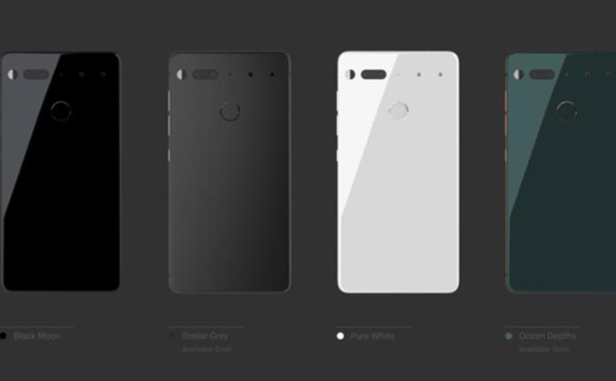 Компанія Essential випустила свій перший смартфон