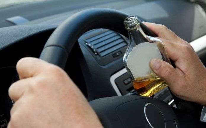 Для водіїв пропонують підняти алкогольний поріг