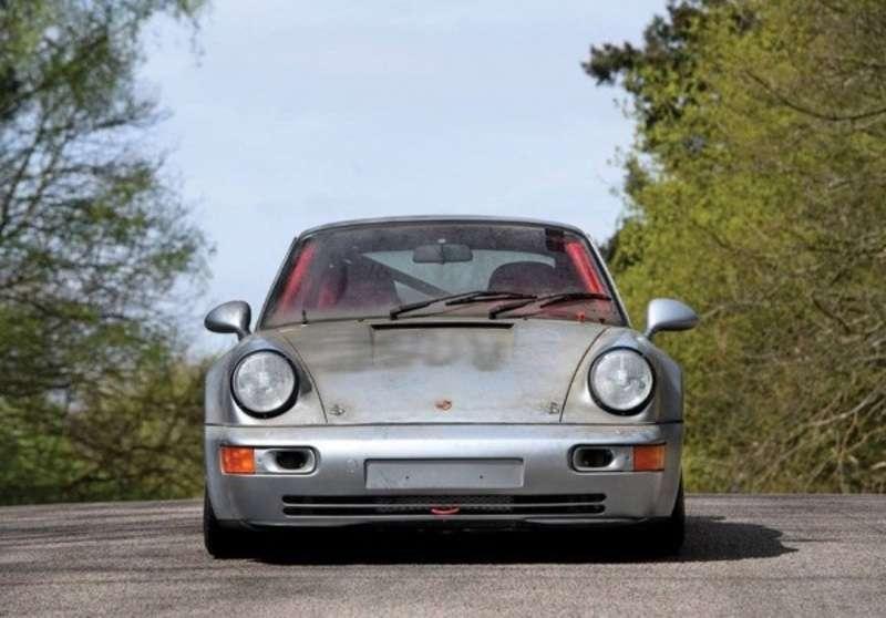 В Італії був проданий унікальний Porsche 911 за 2 млн євро