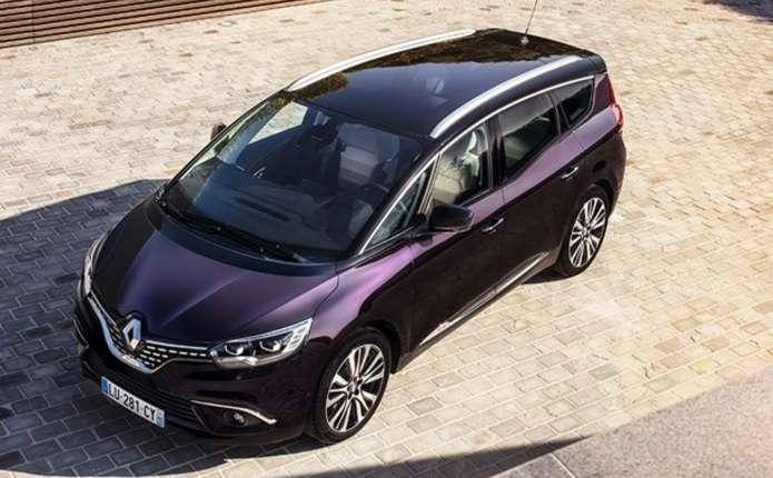 Renault показала розкішні версії Scenic і Grand Scenic