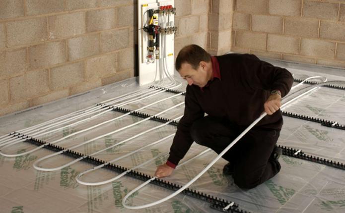 Теплі підлоги – затишок і клопіт