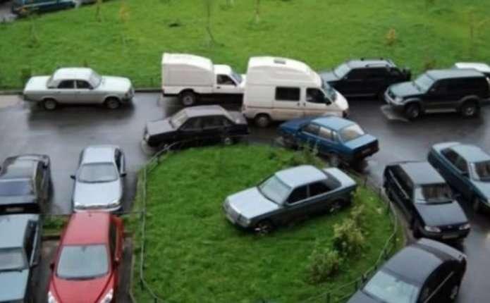 ВРУ підвищить покарання за неправильне паркування