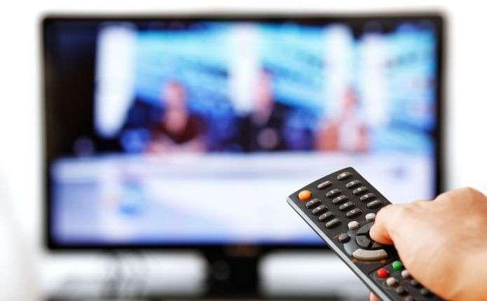 Телевизор и реклама
