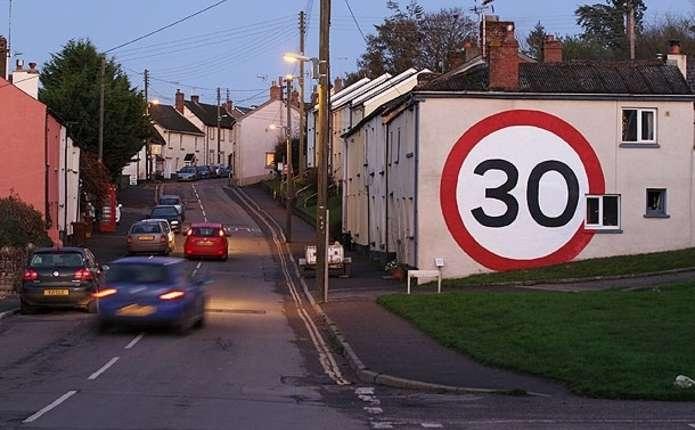 Укравтодор пропонує урізати швидкість руху на дорогах