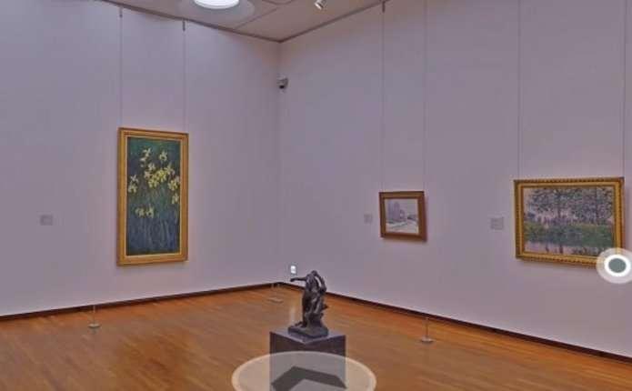 В Google Maps тепер можна віртуально відвідувати музеї світу