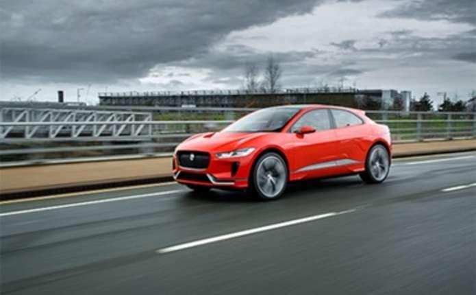 Стала відома дата продажів електричного Jaguar