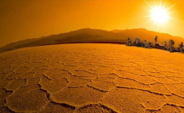 Вчені заявили, що до 2100 року більша частина людства може загинути від спеки