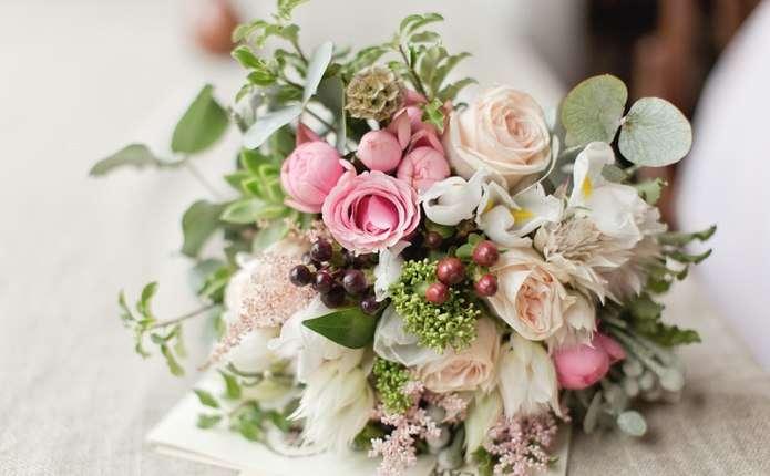 История букетов и символика свадебных цветов