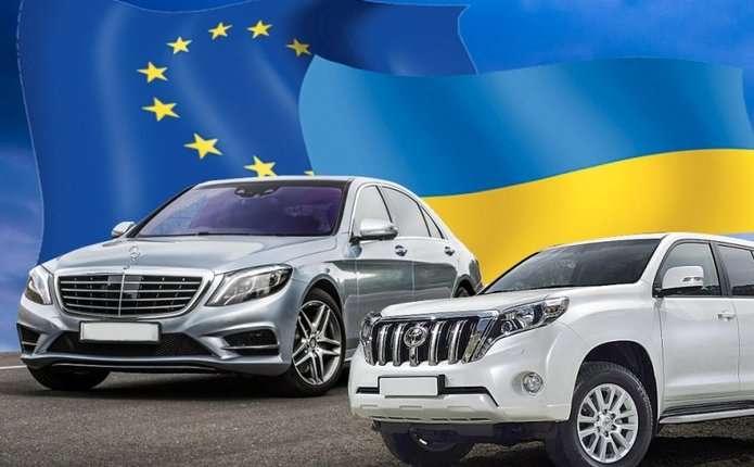На українському ринку може стати ще більше дешевих авто з Європи