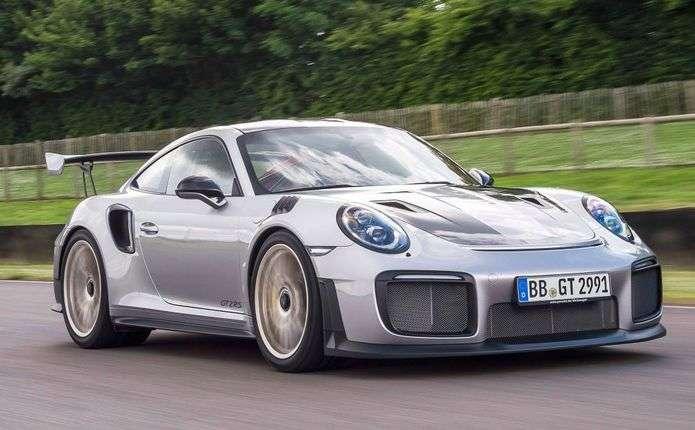 Найпотужніший Porsche 911 в історії: 2,8 секунди до сотні