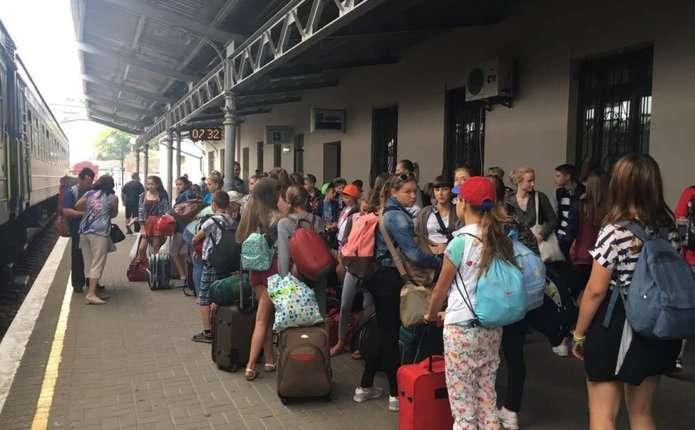 Понад 60 дітей із зони АТО відпочинуть у Чернівецькій області