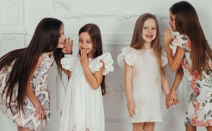 16b44de0ba8 Модная одежда для девочек в интернет-магазине торговой марки Minny ...