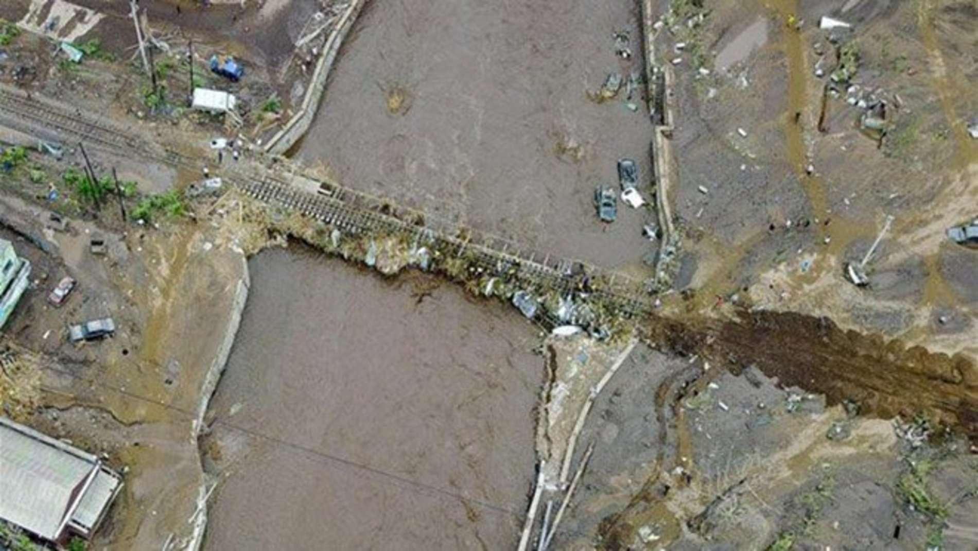 Китай потерпає від масштабних злив, є загиблі