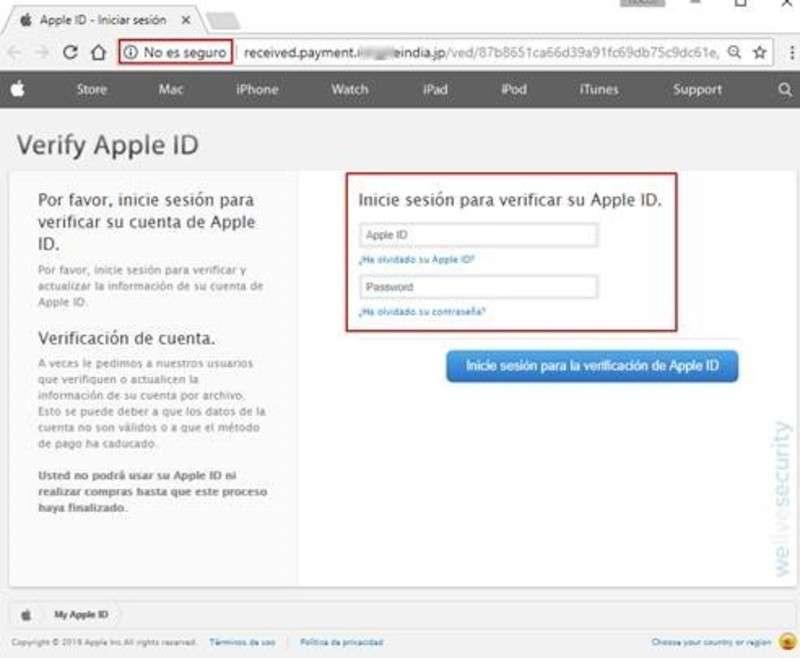 У користувачів Apple крадуть дані банківських карток
