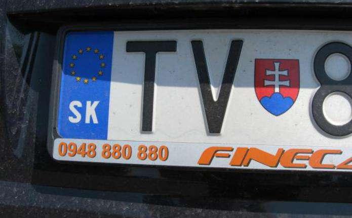 Підраховано кількість машин на іноземній реєстрації в Україні