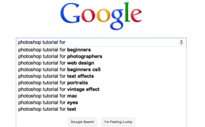 У компанії Google вирішили змінити пошукову систему