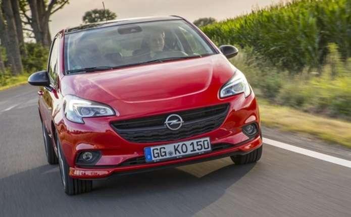 Opel показав спортивний хетчбек Corsa