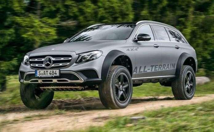 Фахівці Mercedes створили  унікальний автомобіль в єдиному екземплярі