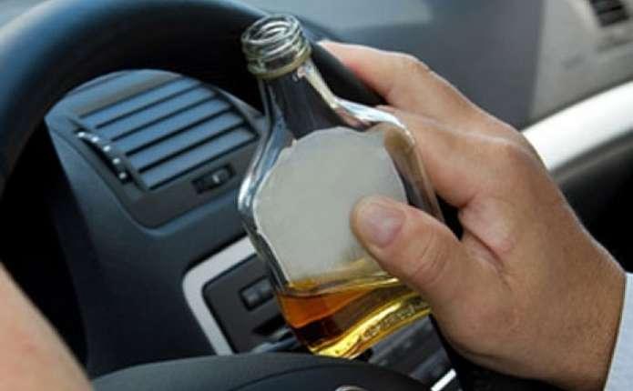 У ВР пропонують саджати у тюрму п'яних водіїв