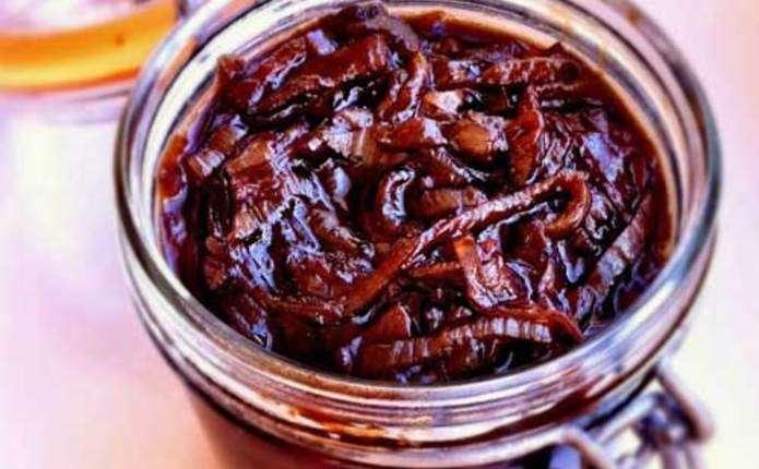 Мармелад із цибулі: як приготувати оригінальну закуску