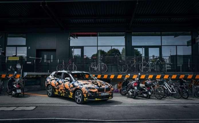 Кросовер BMW X2 вперше показали на фото