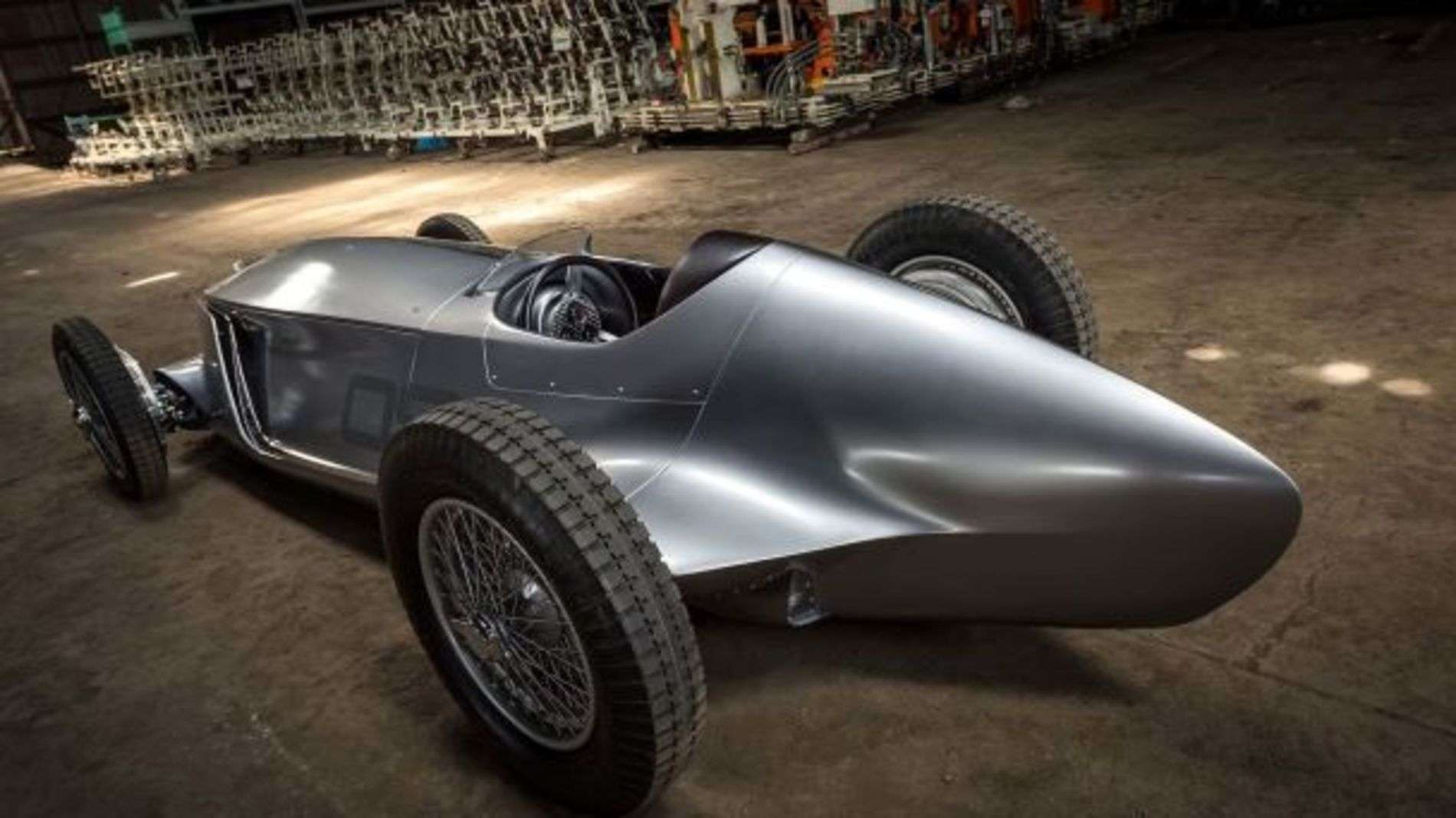 Infiniti офіційно представила електричний концепт-кар Prototype 9