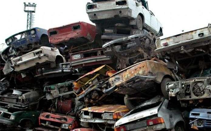 В Україні готуються до утилізації старих авто