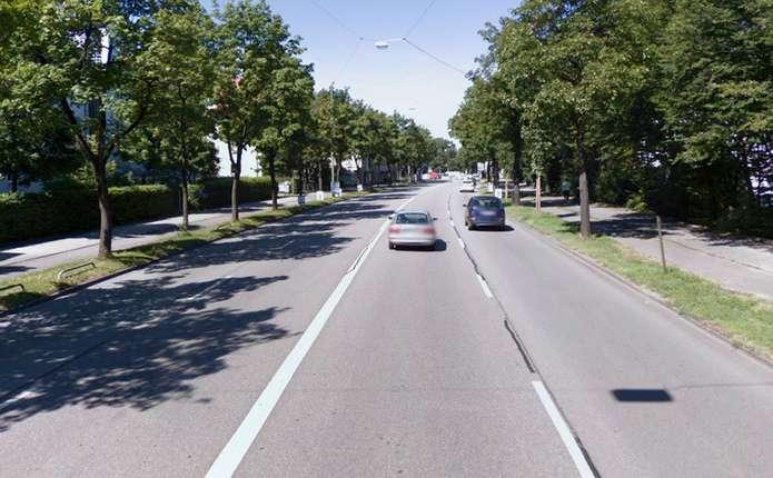В Укравтодорі пропонують зменшити ширину смуг руху в містах
