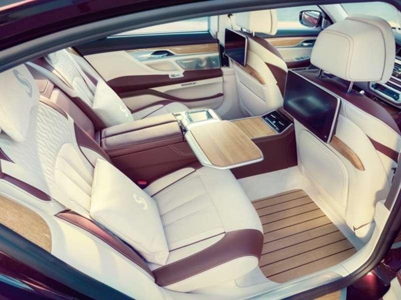 BMW створили флагманський седан BMW 7-Series