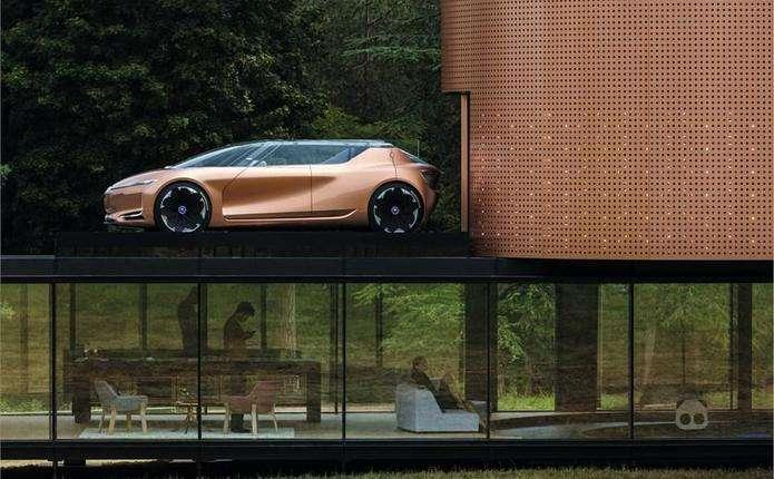 Renault показав своє бачення автомобільного світу