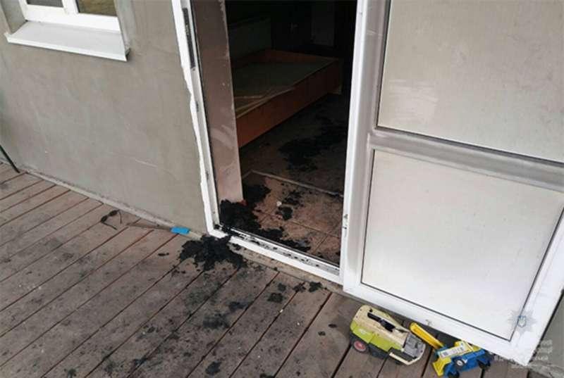 Будинок нардепа Берези намагалися підпалити