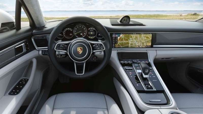 Презентовано надшвидкий універсал Panamera Sport Turismo