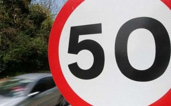 В Укравтодорі знову заговорили про обмеження швидкості