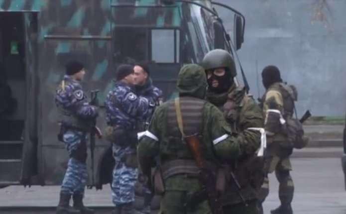 Народна міліція ЛНР готується до війни  з донецькими