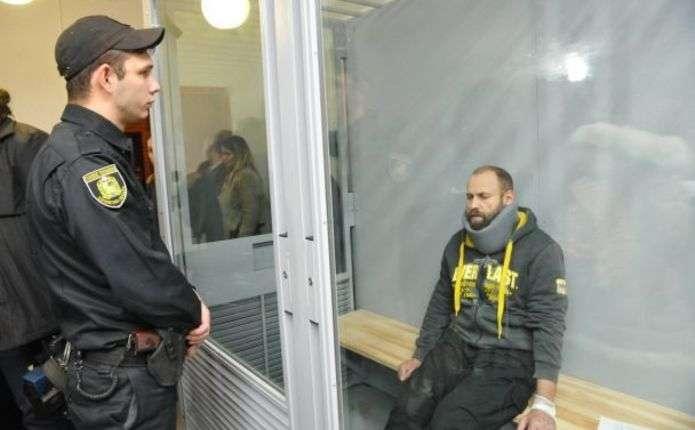 Жахлива ДТП у Харкові: Дронову продовжили арешт на 2 місяці