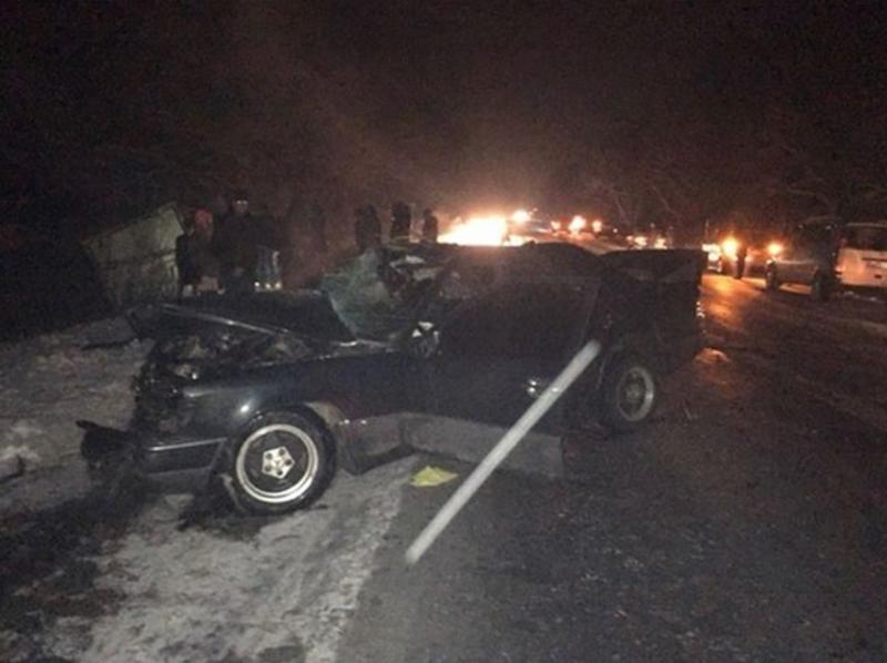 В Чернівецькій області біля села Лашківка сталася смертельна ДТП