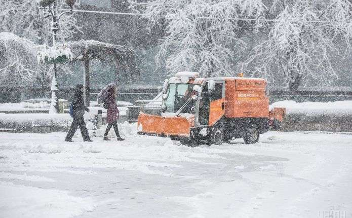 У Чернівецькій області оголошено штормове попередження